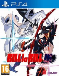 Kill la Kill: The Game IF...
