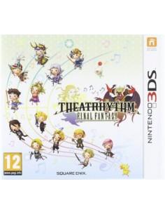 Theatrythm Final Fantasy (3DS)