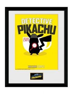Póster Enmarcado Pokemon -...