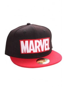 Gorra Marvel Logo