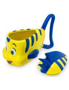 Taza 3D Disney La Sirenita...