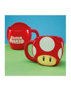 Taza Super Mario Power-UP
