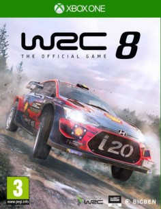 WRC 8 The Official Game...