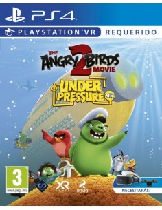 The Angry Birds 2 Movie:...