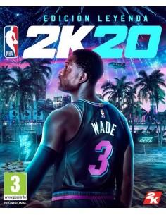 NBA 2K20 Edición Leyenda...