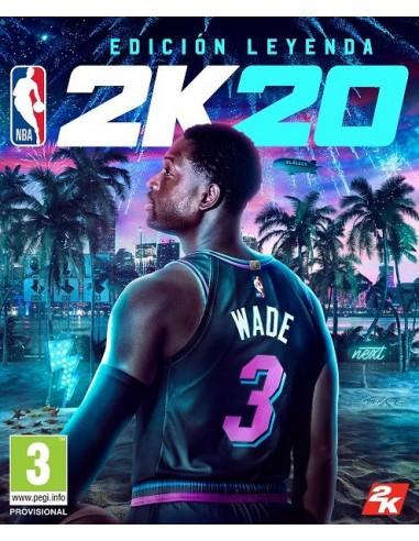 NBA 2K20 Edición Leyenda (Xbox One)