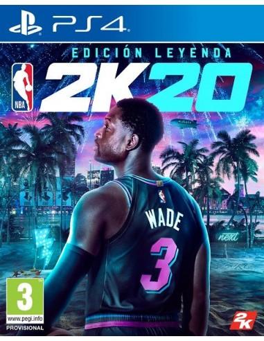 NBA 2K20 Edición Leyenda (PS4)