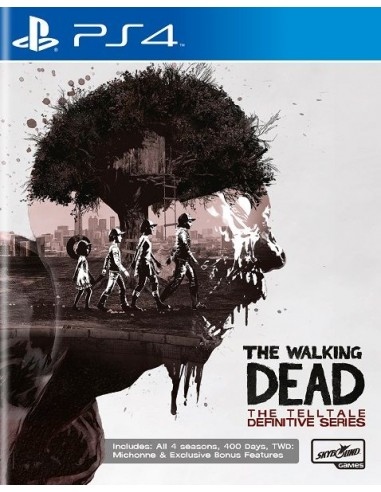 The Walking Dead: The Telltale...