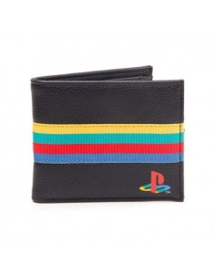 Cartera PlayStation Retro