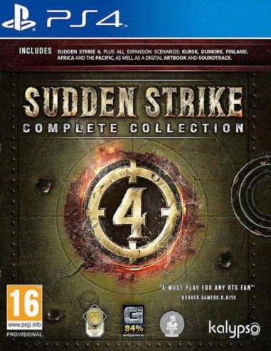 Sudden Strike: Complete Collection (PS4)