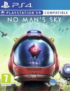 No Man's Sky: Beyond VR (PS4)