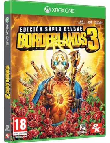 Borderlands 3 Edición Super Deluxe...