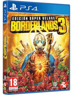 Borderlands 3 Edición Super...