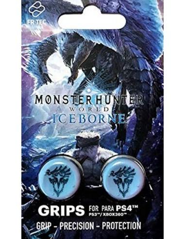 Grips Monster Hunter World Iceborne...