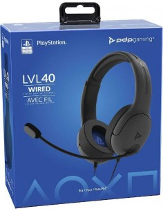 Headset PDP Wired LVL 40...