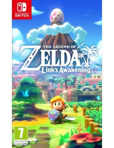 The Legend of Zelda: Link's Awakening...