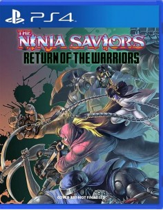 The Ninja Saviors: Return...