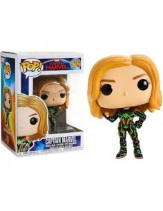 FUNKO POP! Marvel Captain...