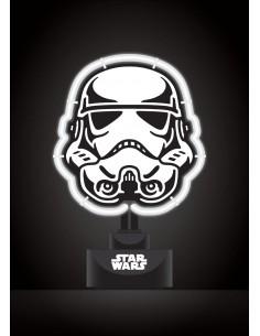 Lámpara Star Wars...