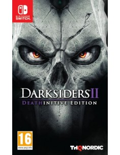 Darksiders II: Deathinitive...