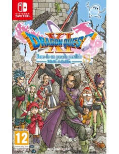 Dragon Quest XI S: Ecos de...