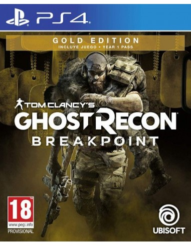 Tom Clancy's Ghost Recon Breakpoint...