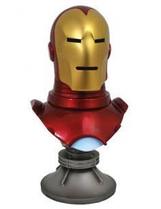 Busto Marvel - iron Man -...