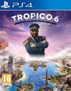 Tropico 6: El Prez Edition...