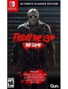 Friday The 13th: The Game...