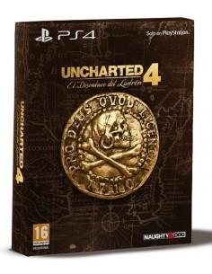 Uncharted 4: El Desenclace...