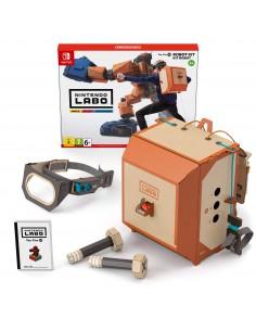 Nintendo Labo Kit de Robot...