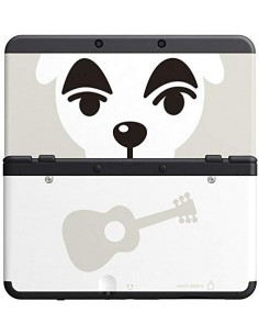 New 3DS Cubierta Animal...