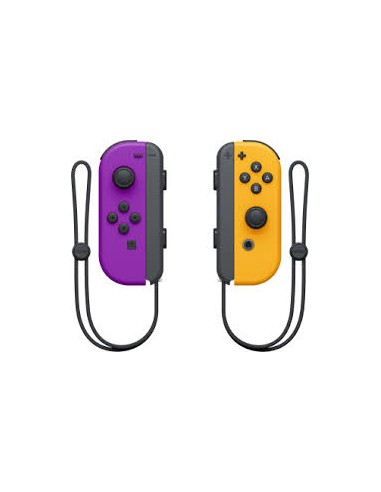 Pack 2 Joy-Con Set Izq.Morado...