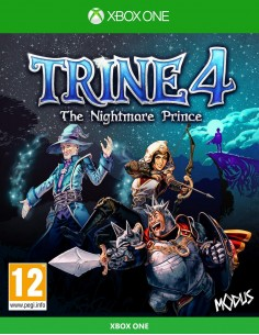 Trine 4: The Nightmare...