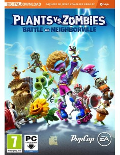 Plantas vs Zombies: Battle...