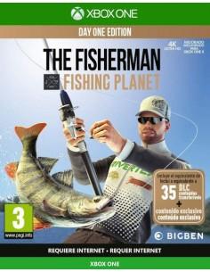 The Fisherman: Fishing...