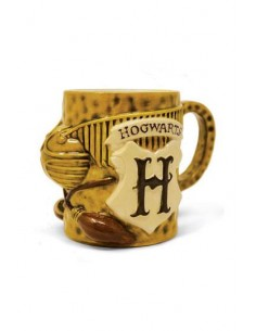 Taza 3D Harry Potter Quidditch