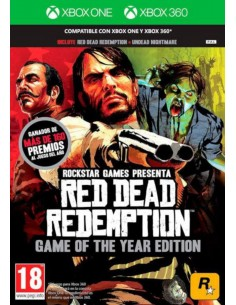 Red Dead Redemption Goty...