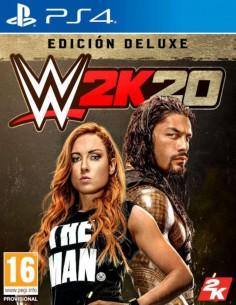 WWE 2K20 Deluxe (DCL Bonus...