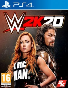 WWE 2K20 (DLC Terror En La...