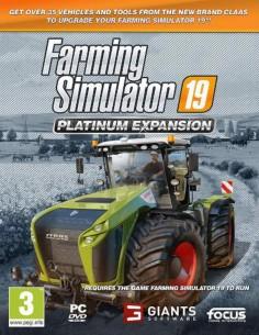 Farming Simulator 19:...