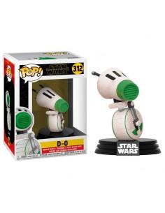 FUNKO POP! Star Wars D-0