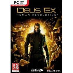 DEUS EX:HUMAN REVOLUTION