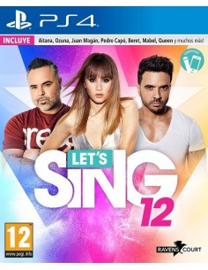Let's Sing 12 (PS4)