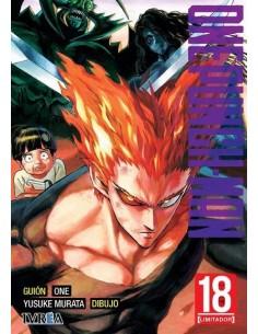 One Punch-Man Nº18 (Rustica)