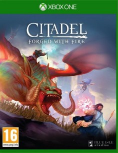 Citadel Forged With Fire...