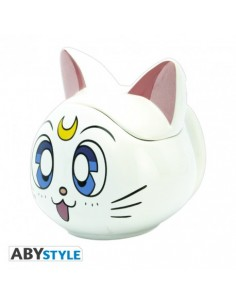 Taza 3D Sailor Moon Artemis