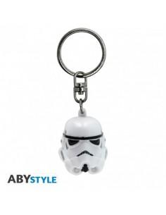 Llavero 3D Star Wars Trooper