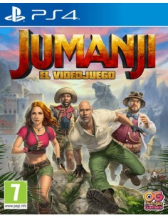 Jumanji: El Videojuego (PS4)