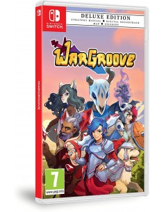 Wargroove Deluxe Edition...